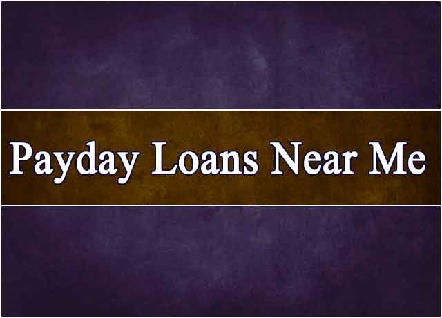 payday loans near me is the online solution for financial emergency